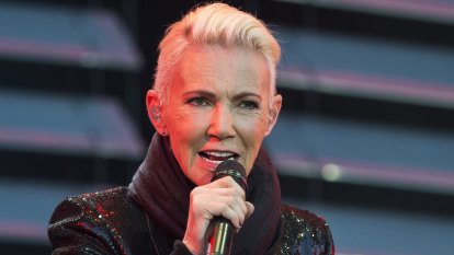 Roxette star Marie Fredriksson dies, aged 61