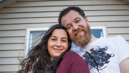 The couples determined to get married regardless of COVID restrictions