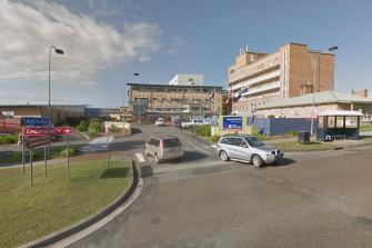 Manning Base Hospital in Taree.
