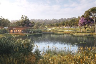 The Macarthur Memorial Park will extend the lifespan of NSW burial spaces by 30 years.