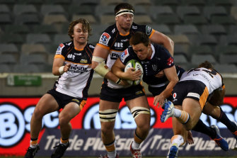 Officials have hosed down suggestions a merger of the Brumbies and Rebels is on the cards.