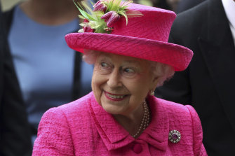 Guessing the Queen's outfit colour has become a sport in and of itself.