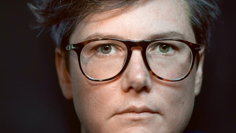 """""""Writing the show, I think I was insane. I was a hot mess"""" – Hannah Gadsby."""