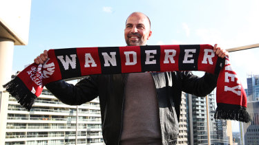 Red alert: Marcus Babbel hasn't been afraid to call it as he sees it since arriving at the Wanderers.