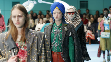 Gucci is one of several luxury brands to go fur-free in the past two years.