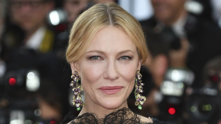 CateBlanchett said choosing was extremely difficult.