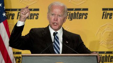 Former US vice-president Joe Biden is officially running for President in 2020.
