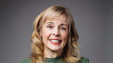 A woman of many voices: Maria Bamford.