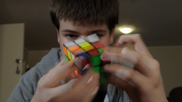 The Rubik's Cube has remained one of the best-selling toys of all time since its launch in 1974.