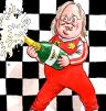 Ferrari race no challenge for rich lister David Dicker