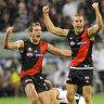 Veteran Bomber Zaharakis hopes to continue AFL career elsewhere