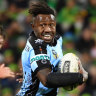 Sharks brace for heavy penalties as NRL uncovers multiple cap breaches