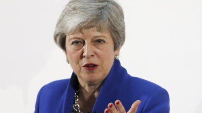 'Bold new offer': May opens door to second Brexit referendum in last-ditch plan
