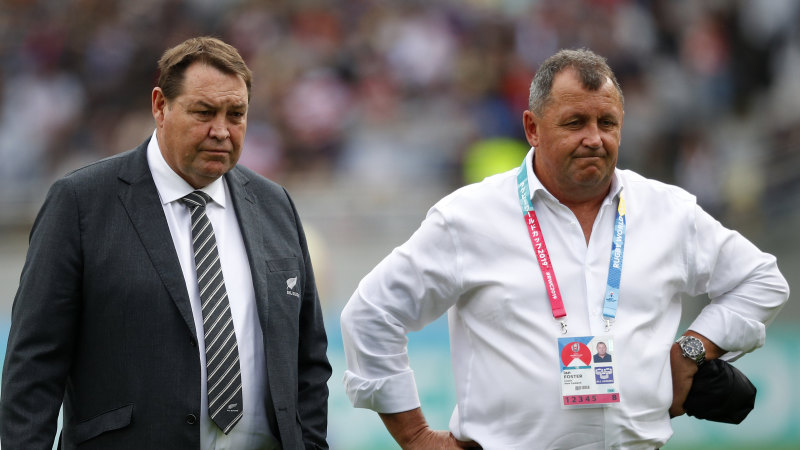 All Blacks coaches open to Roos clash but rules all-important