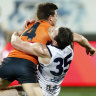 Greene's two-game ban reduced as Giants consider further appeal