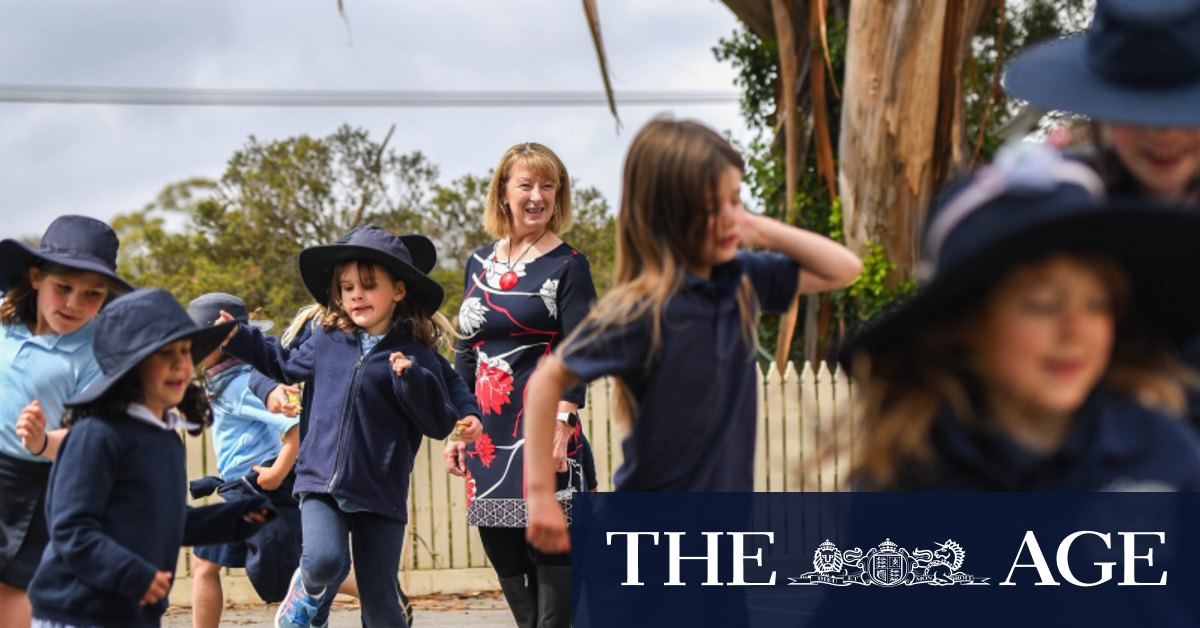 By tree or sea schools expect Melbourne escapees – The Age