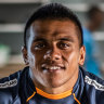 Allan Alaalatoa will start for the Brumbies on Saturday night.