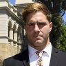 'Help': Jack de Belin's alleged victim's message to friend