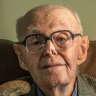 Max Hill turns 100: 'I've stopped buying green bananas'