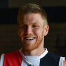 Hannebery joins Saints' main training