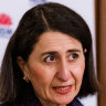 NSW Premier Gladys Berejiklian has revealed 170 new cases of community transmission.
