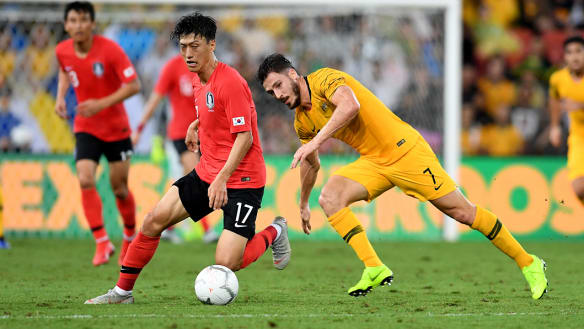 Five things we learnt from Australia's draw with Korea