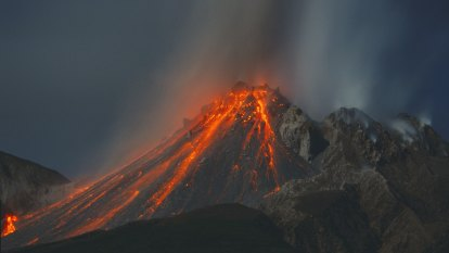 Secret in fiery heart of volcanoes gives clue to predicting eruptions