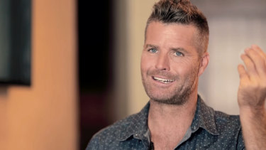 "Pete Evans in his film ""The Magic Pill""."