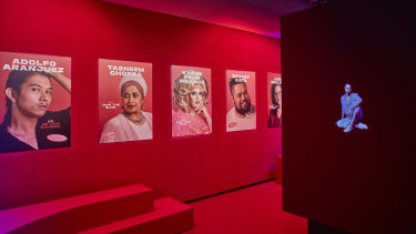 The Immigration Museum's Becoming You exhibition.
