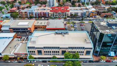 An office at211 Northumberland Street in the Liverpool CBD has sold for $52.5m.