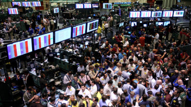 Market watchers have been bracing for a repeat of the GFC a decade ago.