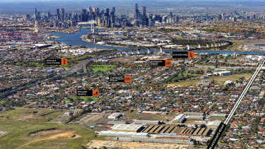 Stockland has added 210 lots to its Altona North townhome project.