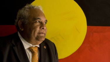 Tom Calma, along with Marcia Langton, has come up with an interim recommendations.