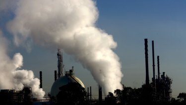 Industry and community groups are calling for more action on tackling climate emissions.