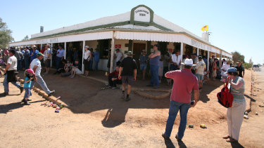 All adults in Birdsville are able to get the COVID-19 vaccine.