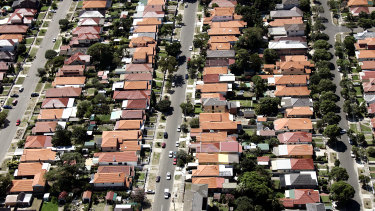 With the end of the property boom, housing has dropped off the list of Australians' top concerns.
