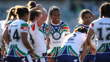 Phil Gould has leant his heavyweight support to the Warruiors' NRLW side.