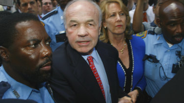 Former Enron Chairman Kenneth Lay was convicted of conspiracy and securities and wire fraud in one of the biggest business scandals in US history.