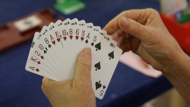 Alvin Levy says some bridge players wonder why they have to be tested for drugs that would not even help them win.