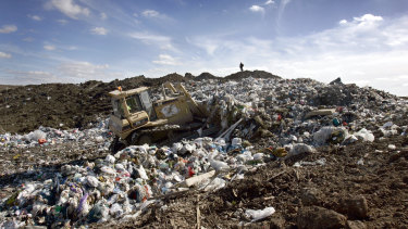 Queensland is considering alternatives to landfill in new gas recycling concept for waste.