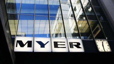 The clock is ticking for Myer as investors turn up the heat on the retailer.