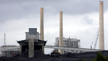Trevor St Baker's Vales Point Power Station has been short-listed for federal government funding.