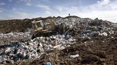 The facility will convert around 250,000 tonnes of non-recyclable garbage into fuel.