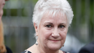 New Zealand High Commissioner Dame Annette King.