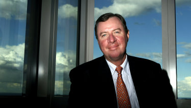 Former CEO of Citi Stephen Roberts