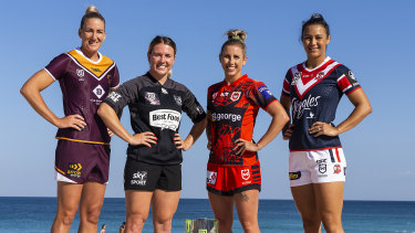 The Nines is a chance for women's rugby league to take another big leap forward.