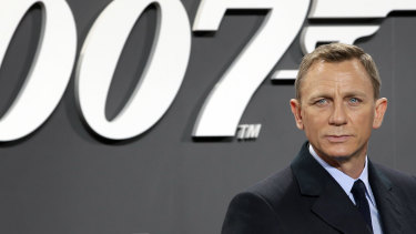 """Daniel Craig had said in 2015 that he would rather """"slash my wrists"""" than return to the role."""