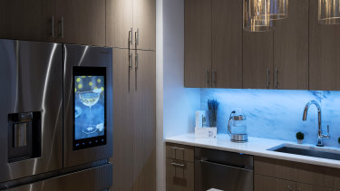 Even kitchen appliances are now commonly connected to the internet.