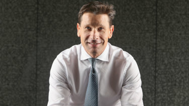 Peter Beaven, BHP's chief financial officer, has been touted as a possible replacement for Andrew Mackenzie.
