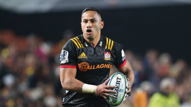 Brumbies recruit Toni Pulu wants to be a Wallaby.